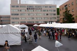 医療大学学校祭
